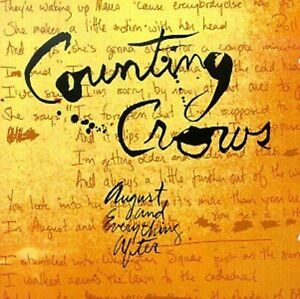August And Everythin [cassette] Counting Crows