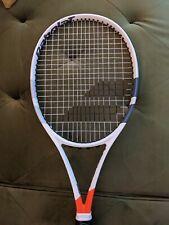 "New listing Babolat Pure Strike Team Tennis Racket 4 3/8"" grip"