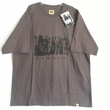 Caterpillar Legacy CAT Tee Shirt Mens Size XXL