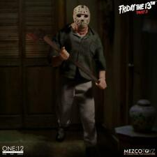 Jason Voorrhees Friday The 13th Part 3 Mezco 1:12 Collectible Figure One Twelve