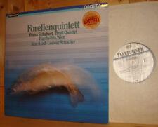 Schubert Trout Quintet HAYDN TRIO LUDWIG STREICHER Double Bass TELEFUNKEN LP NM