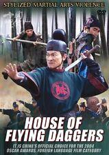 House of Flying Daggers DVD