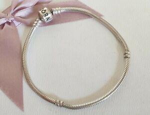 Pandora Armband 21 cm klassisch Schlangenarmband Topzustand