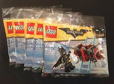 Lego 30522 - The Batman Movie - 1 x Batman In The Phantom Zone Minifigure - New