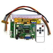 HDMI+VGA+AV LCD Controller Board Kit For LG Philips LP141WP1-TLD2 LP154WP4-TLA1