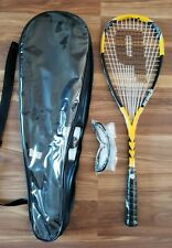 Prince F3 Energy Squash Racquet Strung w/Cover SEE PICTURES NICE GIFT !! LOOK !!