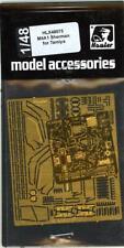 Hauler Models 1/48 M4A1 SHERMAN TANK DETAIL SET Photo Etch Set