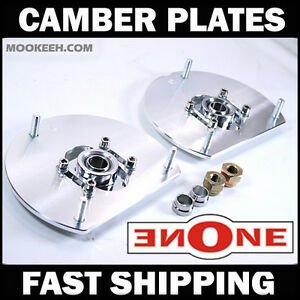 MK1 Rear Pillowball Camber Plates Dodge Neon R/T SRT SE For Coilover Kits