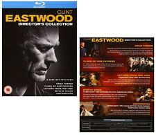CLINT EASTWOOD 1992-2008 BLU-RAY 5 Director's Movies Set Collection - NEW