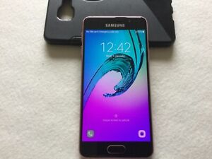 Samsung Galaxy A3 6 unlocked phone - Rose Gold 16GB Android 4G