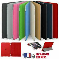 HOUSSE ETUI COQUE ipad  Air 1, Air 2, ipad 6, ipad 5, ipad 7, ipad 8 smart cover