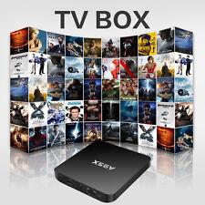 Android 6.0 TV Box S905X Quad Core 4K HD1GB/8GB Streaming media player IR remote