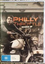 PHILLY THROTTLE  GEARED UP - DVD