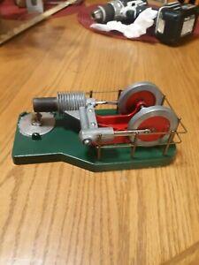 Vintage Phoenix Arizona Solar Engine Stirling Cycle Model Steam engine