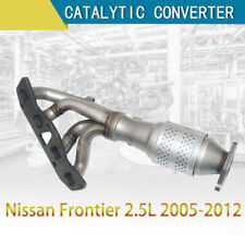 Fits Nissan Frontier 25l Exhaust Manifold 2010 2011 2012 Catalytic Converter Fits 2011 Nissan Frontier