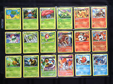POKEMON CARD SET ANCIENT ORIGINS x72 COMPLETE COMMON + UNCOMMON +RARE +HOLO RARE