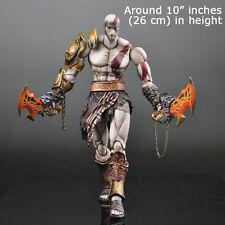 Play Arts Kai God of War Kratos Ghost of Sparta PVC Action Figure Statue Model