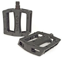 SHADOW CONSPIRACY RAVAGER PEDALS BMX BIKE FIT HARO SE CULT DK KINK SUBROSA BLACK