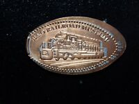 B & O RAILROAD MUSEUM ELONGATED PENNY!   YY377UXX