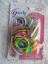 120 Goody Bright Elastics 2009 Formula Ouchless No Metal Small Poly Hair Bands