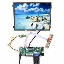 "HDMI DVI VGA LCD Controller Board 10.4"" 1024x768 WLED Backlight 500cd LCD Screen"
