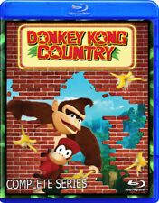 Donkey Kong Country ~ Blu-Ray COMPLETE 1-40 Animated Cartoon TV Series