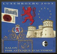 FRANCE Bloc CNEP N°39 (LUXEMBOURG 2003) - cote 10.00 €