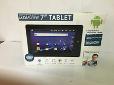 7 Inch Android 4.1 Jelly Bean Capacitive Multi-Touchscreen Widescreen 4GB