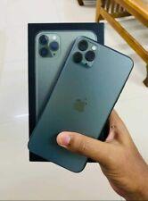 Apple iPhone 11 Pro Max - 256GB - Midnight Green (Unlocked) A2161 Used