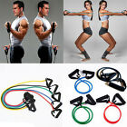 New Training Pull Rope Resistance Band Elastic Equipment Exerciser Yoga Fitness