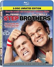 Step Brothers (Rated/Unrated) [Blu-ray] NEW!