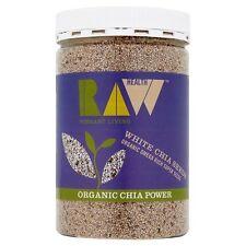 Raw Health White Chia Seeds 450g