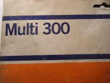 NEW HUSQVARNA MULTI 300 BLADE  PN 502175601