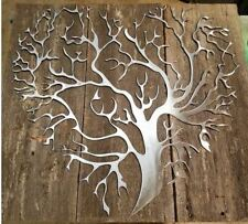 20 INCH METAL Tree of Life (HEART STYLE) CNC Plasma Cut WITH FREE SHIPPING