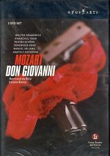 Wolfgang Amadeus Mozart Don Giovanni DVD NEW 2-disc DVD Wojtek Drabowicz