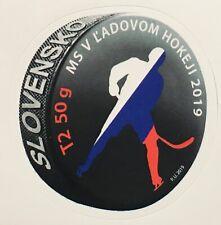 Slowakei Slovakia 2019 Neuheit Eishockey Eissport Eislaufen Ballsport