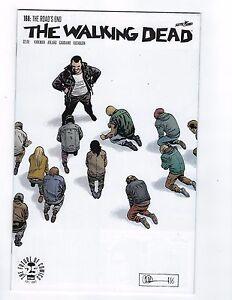 Walking Dead # 168 Regular Cover NM