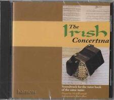 The Irish Concertina CD Companion Soundtrack for Music Book SAME DAY DISPATCH