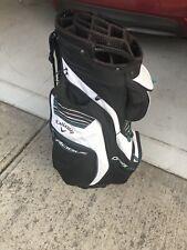 Callaway Org 14 Golf Cart Bag - Black/White/Blue