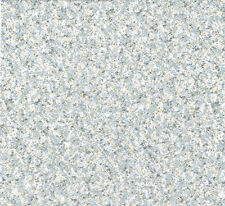 Blue Gray Beige Granite Self Adhesive Vinyl Contact Paper Shelf Liner Peel Stick