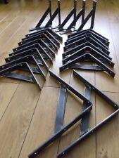 Heavy Duty Shelf Brackets Handmade Rustic Industrial Design Modern very strong H