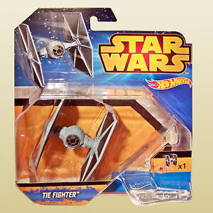 Hot Wheels Star Wars Tie Fighter - CGW53 - NEW