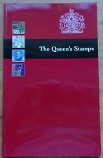 Qe2 Qeii 'The Queen's Stamps' Book Golden Jubilee 2002 travelling exhibition
