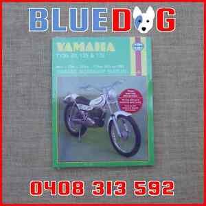 Yamaha TY50, TY80, TY125,TY175 Haynes Workshop Manual 970464