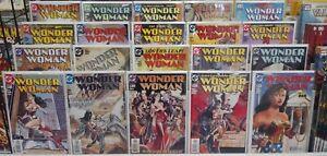 WONDER WOMAN 200-226 DC COMICS GREAT LOT PRICE