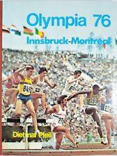 Sammelbilder Album -  Olympia 76 - Serienbilder