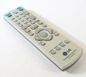 LG 6711R1P073B VCR Remote Control Original U883