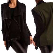 Markenlose Damen-Pullover mit mittlerer Strickart in Größe 40