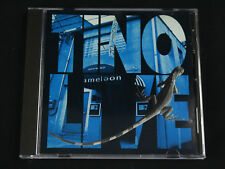 Tino Gonzales Live at the Chameleon 1993 Lizard Lounge Records CD NM Condition!