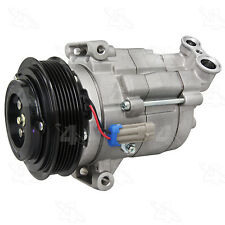 A/C Compressor-New 4 Seasons Delphi 68695 CSP15 2012 Chevrolet Sonic 1.8L-L4